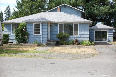 Olympia Single Family Home For Sale: 7224 11th Ave NE