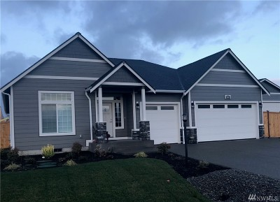 Yelm Single Family Home For Sale: 12034 Maxvale Hill Ct SE