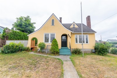 Olympia Single Family Home For Sale: 927 NE Bethel St