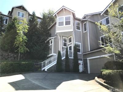 Issaquah Single Family Home For Sale: 1601 NE Katsura St #603