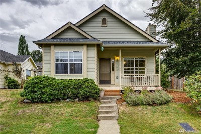 Bellingham Single Family Home For Sale: 917 31st Place