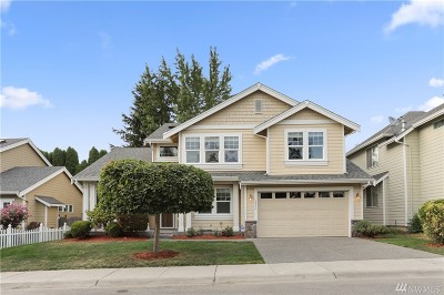 Kenmore Single Family Home For Sale: 7924 NE 184th St