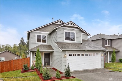 Sedro Woolley Single Family Home For Sale: 1597 W Gateway Heights Lp