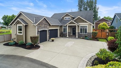 Puyallup Single Family Home For Sale: 1704 8th Ave SW