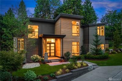 Redmond Single Family Home For Sale: 14230 NE 86th Place