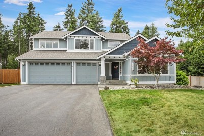 Poulsbo Single Family Home For Sale: 23489 Guinness Place NW