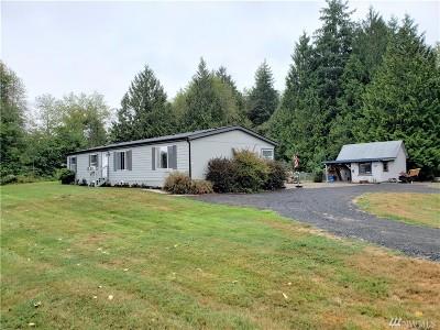 Mason County Single Family Home For Sale: 240 E Cedarbrook Lane