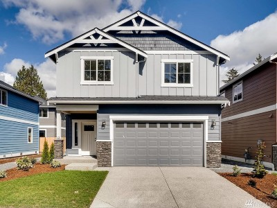 Lynnwood Single Family Home For Sale: 16033 2nd Place W #12