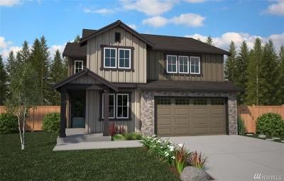 Bonney Lake Single Family Home For Sale: 14624 200th (Lot 64) Ave E
