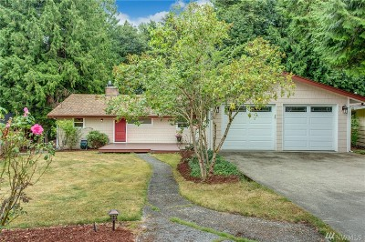 Bellevue Single Family Home For Sale: 2830 107th Ave NE