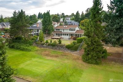 Pierce County Single Family Home For Sale: 3613 Northshore Blvd NE