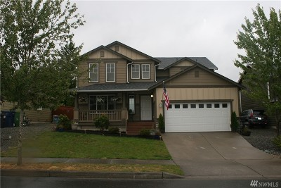 Mount Vernon Single Family Home For Sale: 1123 Shantel St