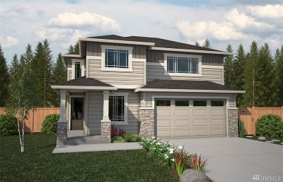 Bonney Lake Single Family Home For Sale: 14612 200th (Lot 66) Ave E