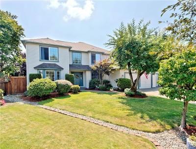 Covington Single Family Home For Sale: 25443 163rd Place SE