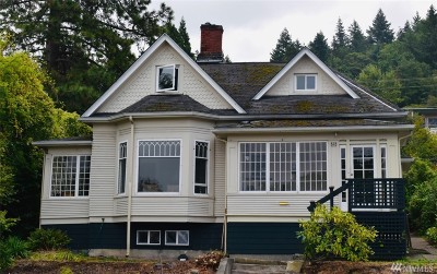 Bellingham Multi Family Home For Sale: 818 N Garden St