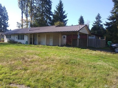 Mountlake Terrace Single Family Home For Sale: 4702 223rd St SW