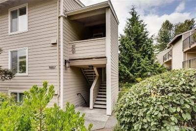 Shoreline Condo/Townhouse For Sale: 19857 25th Ave NE #301