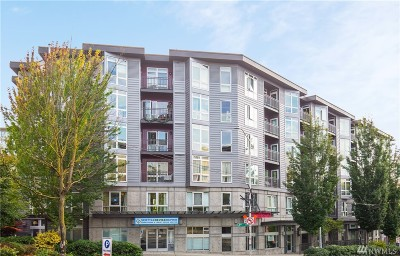 Seattle Condo/Townhouse For Sale: 159 Denny Wy #307