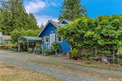 Blaine Single Family Home For Sale: 4817 Cedar Lane