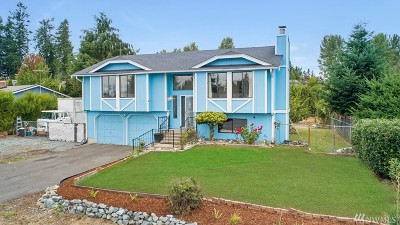 Spanaway Single Family Home For Sale: 4715 219th St Ct E