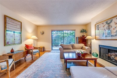 Bainbridge Island Condo/Townhouse For Sale: 350 Grow Ave NW #A1