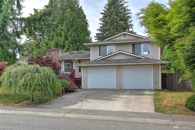 Renton Single Family Home For Sale: 16509 162nd Ave SE