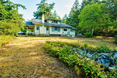 Anacortes Single Family Home For Sale: 15159 Rosario Rd