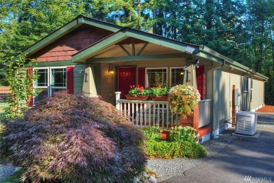 Maple Valley WA Single Family Home For Sale: $449,950