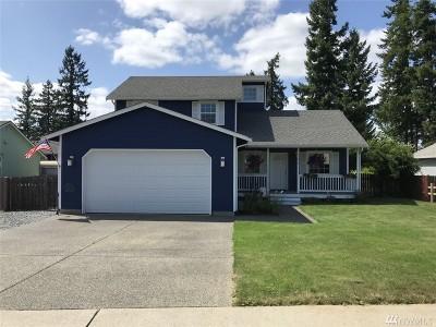 Eatonville Single Family Home For Sale: 156 Baumgartner Place N