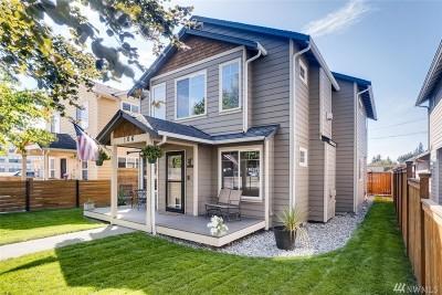 Arlington Single Family Home Contingent: 106 N Lenore Ave