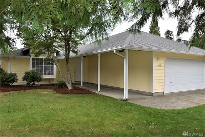 Lacey Single Family Home For Sale: 4810 28th Ave SE