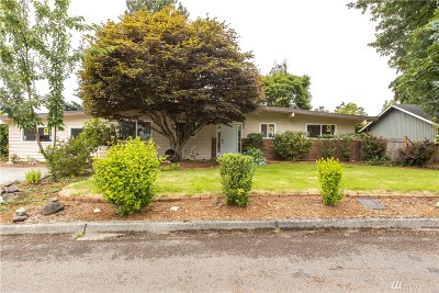 Federal Way Single Family Home For Sale: 658 SW 299th Place