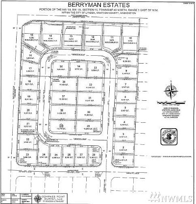 Lynden WA Residential Lots & Land For Sale: $120,000