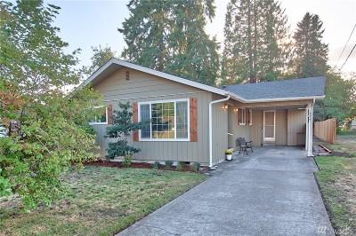 Tenino Single Family Home For Sale: 179 Ritter St S