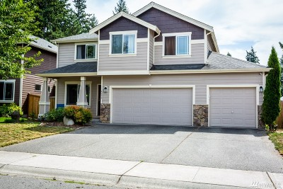 Spanaway Single Family Home For Sale: 4614 206th St E