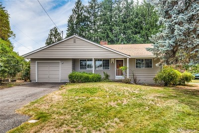 Lynnwood Single Family Home For Sale: 17508 62nd Ave W