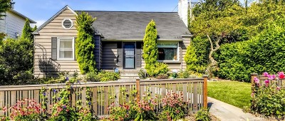 Seattle Single Family Home For Sale: 4839 36th Ave NE