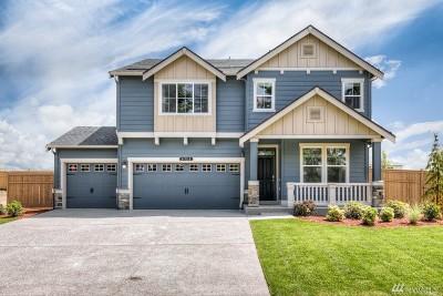 Buckley Single Family Home Contingent: 6725 226th Av Ct E #0080