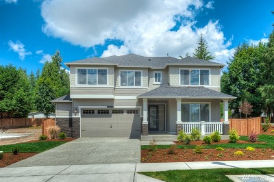 Renton Single Family Home For Sale: 6316 SE 5th Place #3