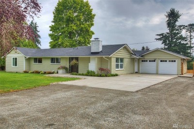 Puyallup Single Family Home For Sale: 11719 67th Ave E
