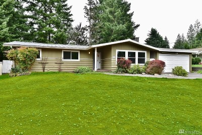 Bremerton Single Family Home For Sale: 3966 NW Country Lane