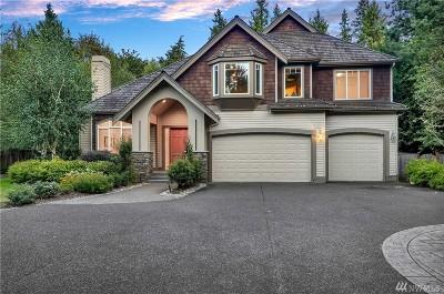 Redmond Single Family Home For Sale: 23815 NE 61st St