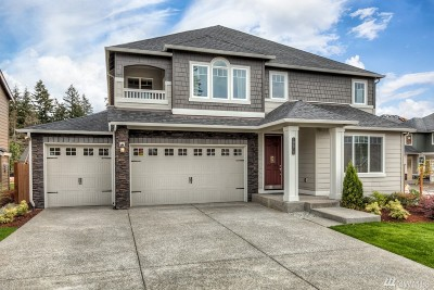 Renton Single Family Home For Sale: 6411 SE 5th Place #10