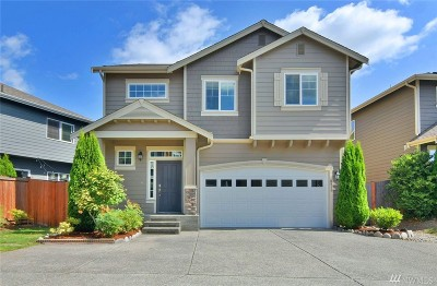 Bothell Single Family Home For Sale: 4511 147th Place SE