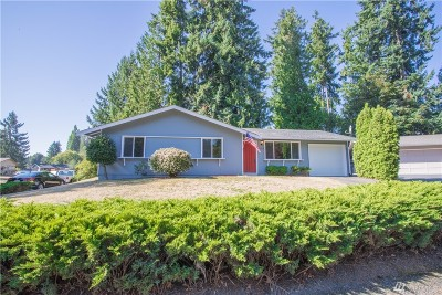 Puyallup Single Family Home For Sale: 2322 Bryce Canyon Ct