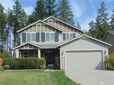 Poulsbo Single Family Home Pending: 21864 NW Monterey Lp