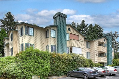 Burien Condo/Townhouse For Sale: 17624 1st Ave S #B104