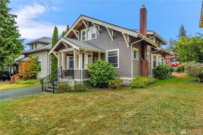 Bellingham WA Single Family Home For Sale: $575,000