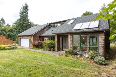 Olympia Single Family Home For Sale: 4540 SW Gifford Rd