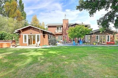 Camano Island Single Family Home For Sale: 963 Good Road